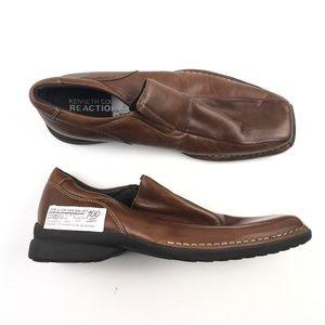 Kenneth Cole Men's Square Toe  Loafer DR01994